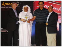 Awards for Aptech Qatar