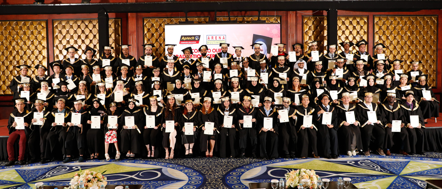 Career Quest & Graduation Ceremony – October 2018